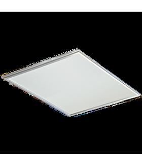 Ecola LED panel тонкая панель без драйвера 40W 220V 4200K Матовая 595x595x9