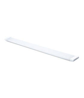 Светодиодный светильник RSV-SPO-01-56W-6500 TPR, алюминий, прозрачный