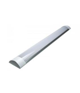 Светодиодный светильник RSV-SPO-01-40W-6500K-IP40, 6500 К, алюминий, прозрачный