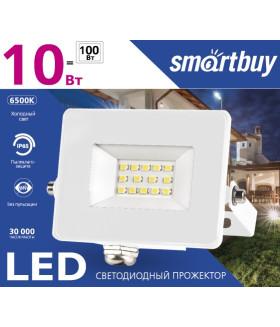 Светодиодный (LED) прожектор FL SMD White Smartbuy-10W/6500K/IP65 (SBL-FLWhite-10-65K)/60