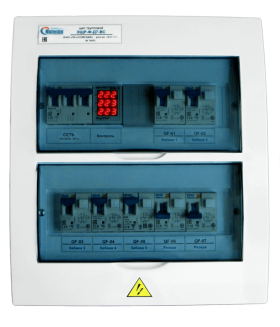 Щиток для кабинета физиотерапии ЭЩР-Ф-Д8-ВС