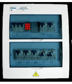 Щиток для кабинета физиотерапии ЭЩР-Ф-Д3-ВС