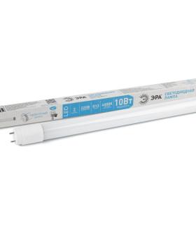 Лампочка светодиодная ЭРА STD LED T8-10W-840-G13-600mm G13 10 Вт трубка стеклянная нейтральный белый свет пенка