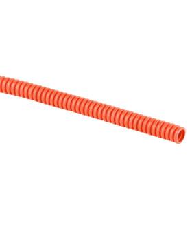 ЭРА Труба гофрированная ПНД (оранжевый) d 20мм с зонд. легкая 100м (18)