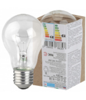 Лампа накаливания A50 75-230-E27
