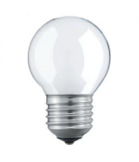 Лампа накаливания Philips P45 40W E27 230V шарик FR