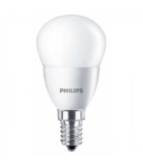 929001960207 Лампы СВЕТОДИОДНЫЕ_38 напр Philips ESSLEDLustre 5.5-60W E14 840 P45 FR