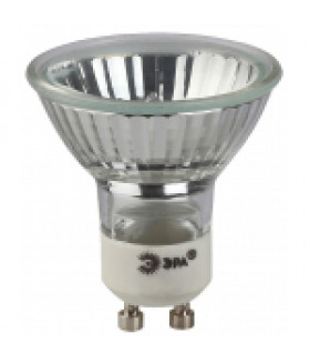 GU10-JCDR (MR16) -35W-230V Лампы ГАЛОГЕННЫЕ ЭРА (галоген, софит, 35Вт, нейтр, GU10)
