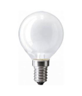 Лампа накаливания Philips P45 40W E14 230V шарик FR 011978