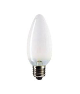 Лампа накаливания Philips B35 40W E27 230V свеча FR 056467