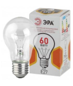 Лампа накаливания A50 60-230-Е27-CL