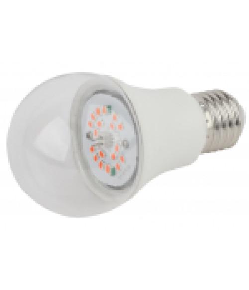 A60-12S 9W DR/B PPF1.4umol/J Filcker 10% FITO Лампы тип цоколя E27 ЭРА FITO-14W-RB-E27-K