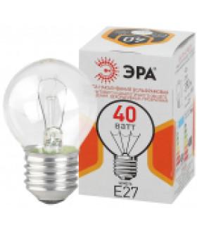 Лампа накаливания ДШ 40-230-E27-CL