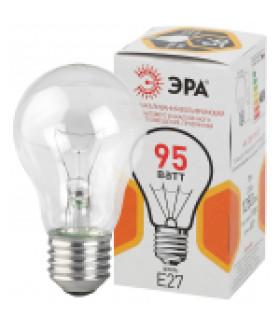 Лампа накаливания A50 95-230-Е27-CL