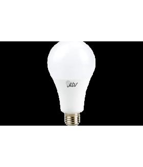 Лампа светодиодная RSV-A65-20W-4000K-E27, 160-265V, CRI>80
