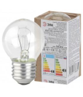 Лампа накаливания ЭРА ДШ (P45) шар 60Вт 230В Е27