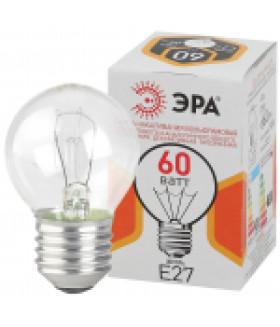 Лампа накаливания ДШ 60-230-E27-CL
