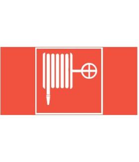 """пиктограмма """"ПОЖАРНЫЙ КРАН"""" 300х150мм для аварийно-эвакуационного светильника Giant/Vision/IP65 Basic"""
