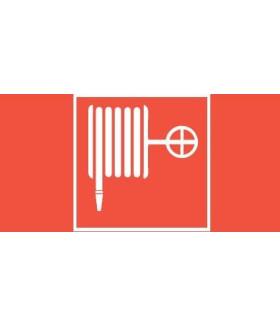 """пиктограмма """"ПОЖАРНЫЙ КРАН"""" 180х90мм для аварийно-эвакуационного светильника Compact"""