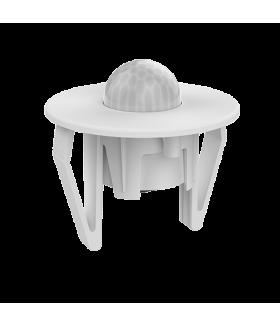Датчик движения с сенсором освещенности DA2-SEN2-F, для скрытого монтажа, IP20