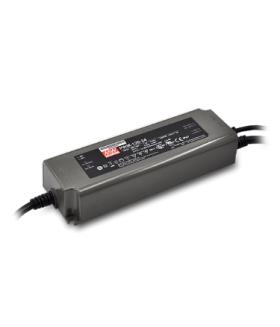 Драйвер 120Вт 24V для светодиодной ленты Meanwell IP67 DALI 191x63x38 мм